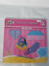 Galt Toys Fashion Origami NEW And Sealed