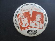 Vintage 1980S Jan & Dean Promo Pin Ny Central Park Pinback Button, Wplj95.5