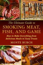 1st edition cookbooks ringbound wines ebay the ultimate guide to smoking meat fish and game from meals to treats burch new fandeluxe Images