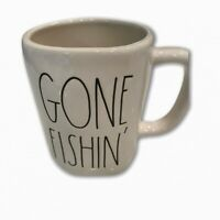 Rae Dunn Gone Fishin Mug New Release 2020