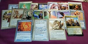 LOT Unglued Unhinged Unstable Unsanctioned - Magic the Gathering - PHOTOS+SCANS
