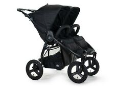 Bumbleride Indie Twin All Terrain Twin Baby Double Stroller Matte Black 2020 NEW