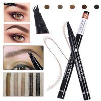 Microblading Eyebrow Tattoo Pen Fine Sketch Liquid Eyebrow Pen Makeup Pencil