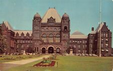 Provincial Government Buildings Ontario ONT 507