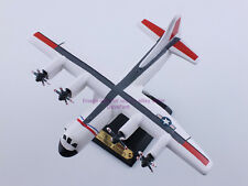 HC-130 Hercules Surveillance Airplane Wood Display Model - New - FREE SHIPPING