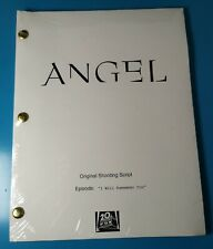 More details for buffy the vampire slayer tv series  draft script angel i will remember you