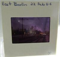East Germany 1964 Original Kodachrome Color Slide (#20)