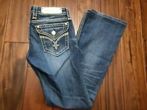 Rock Revival Tullia Jeans Women's 28 Waist 31 Inseam