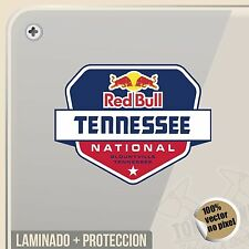 PEGATINA RED BULL MOTOCROSS CHAMPION  DECAL VINILO VINYL STICKER DECAL ADESIVI