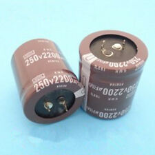 1PCS New 250V 2200uF 250Volt 2200MFD 35mm×50mm Radial Electrolytic Capacitor