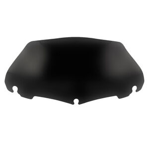 """9"""" Wave Windshield Windscreen Fit For Harley Electra Street Glide Touring 14-21"""