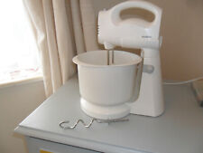 Kenwood Chefette HM300 Hand Mixer with Bowl - White