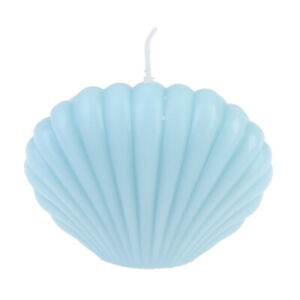 1Pc Shell Candle Soy Wax Scented Candle Birthday Wedding Party Home DecorHCA