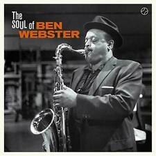 BEN WEBSTER - The Soul Of Ben Webster VINYL NEW