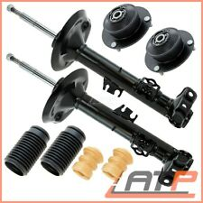 2X SHOCK ABSORBER GAS+TOP STRUT MOUNTING+DUST COVER FRONT BMW 3 SERIES E36