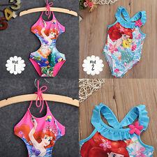 La Sirenetta costume beachwear mare piscina swimsuit baby girl bambina 1-9 anni