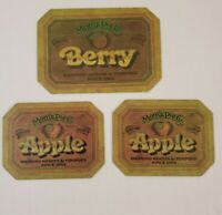 🔥Lot of 3 Vintage Ballonoff Insulated Hot Dish Mats Mom's Pie Co. 1978🔥