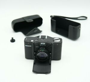 MINOX GT-E Top zustand Case  2.8/35mm Kompaktkamera Fotokamera