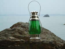 Starboard Side Green Lantern - Candle Lamp - Port Red T Light -Garden Nautical