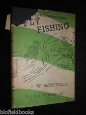 Fly Fishing - Practical Hints on the Sport and Choice of Tackle and Water - 1943