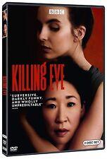 KILLING EVE 1 (2018): MI5 Officer vs Assassin - TV Season Series - NEW Rg1 DVD