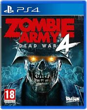 Zombie Army 4: Dead War Collector's Edition PS4 *FAST & FREE DELIVERY*
