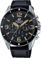 Casio Edifice Men's Quartz Chronograph Date Calendar 45mm Watch EFR-553L-1BVCF