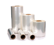 Polyolefin Shrink Film C/F 350/700mm x 1250m 15 micron