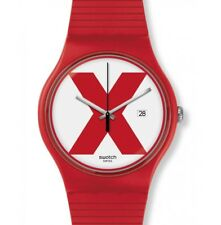 Swatch New Gent XX-Rated Red SUOR400 Neuware
