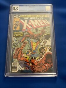 X-Men #129 CGC 8.0 1st Appearance Of Kitty Pryde