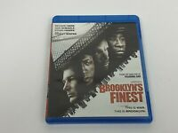 Brooklyn's Finest Blu Ray Richard Gere Don Cheadle Ethan Hawke Wesley Snipes