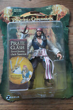 Pirates of the Caribbean: Dead Man's Chest - Sword Slashing Jack Sparrow Figure