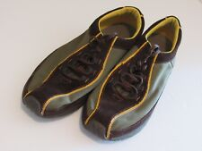 Rockport Walking Shoes Casual Lightweight XCS Men's 9 Brown Leather and Textile
