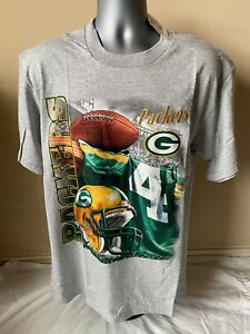 NWT Vintage 1998 Green Bay Packers Lee Sports T Shirt Large