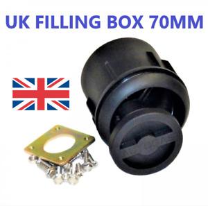 GPL LPG AUTOGAS UK FILLING BOX FILLER POINT