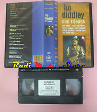 VHS BO DIDDLEY And friends RON WOOD MICK FLEETWOOD KENNY JONES cd lp dvd mc(VM2)