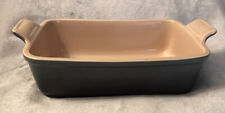Le Creuset Baking Dish Stamped 11-04 Heritage collection ombré coloring
