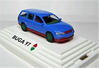 Wiking 1:87 VW Passat B5 Variant OVP Buga 97 Bundesgartenschau
