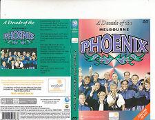 Netball Australia-Phoenix-2006-A Decade of The Melbourne Phoenix-Netball A-DVD
