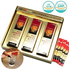 6 Years Korean Red Ginseng Extract Gold Stick 30 Stick / Saponin, Panax ginseng