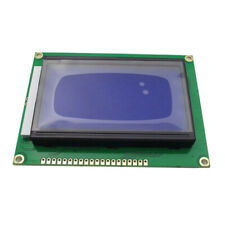 ST7920 128x64 12864 LCD Display Blue Backlight Parallel Serial Module for A H9R5