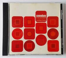 SNOWBOY & THE LATIN SECTION SOMETHINGS COMING ORIGINAL CD - EXCELLENT USED