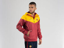 Nike AS Roma 2017/18 Training Uomo Windrunner Giacca Giacca antipioggia Medium