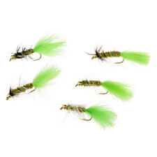 Bead Head Woolly Bugger Streamer mouches - 5pcs Mouche Basse Truite mouches