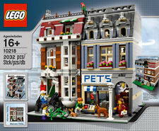 LEGO PET SHOP 10218 MOODULAR, CREATOR *MISB, BRAND NEW, SEALED*  FREE SHIPPING!!