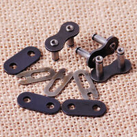 3 Set New 415 Chain Master Link Set Fit For 80cc 2 Stroke Motorized Bicycle Bike
