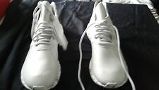 Adidas tubular running men's shoes, U.S. size 11.5