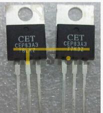 10pcs Cep83A3 83A3 N-Channel Enhancement Mode Fet