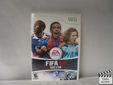 FIFA Soccer 08  (Wii, 2007)
