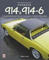 Porsche 914 & 914-6, Paperback by Smith, Roy, Brand New, Free shipping in the US